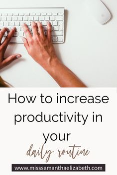 Find out how to scale your business! These productivity tips will help you learn how to be more productive and help organize your to do list in no time. With the help of these productivity tips, I have been able to grow my business into a well-oiled machine!