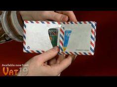 Tyvek Origami: Ultimate Wallet - YouTube