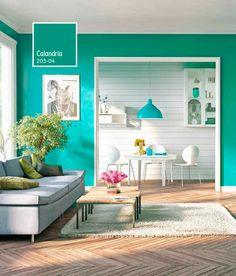 colores bonitos para pintar una casa por dentro | Diseño y casa ...