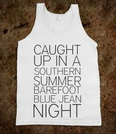 Southern Summer. Yes please <3 This tank is perfect!