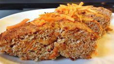 Das Karottenbrot besticht mit seinen einfachen Zutaten und seiner kurzen Zubereitung ➤ Voller Energie ist es ein guter Snack für Sportler.