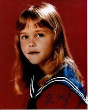 Erin Murphy mão-assinado Enfeitiçado 8x10 Com UACC Rd COA Tabitha Closeup Autêntico