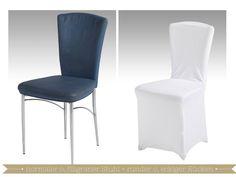 6 Beispiele wie Sie die passende Stuhlhusse finden - Event und Hochzeit Blog
