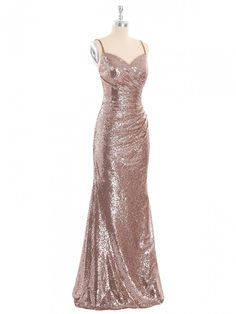 Cathy is a sheath bridesmaid & prom dress that shows your figure better and the backless design makes you look more sexy. Sequin Prom Dresses, Sequin Gown, Bridesmaid Dresses, Formal Dresses, Rose Bordeaux, Silhouette, Different Fabrics, Summer Wedding, Hemline