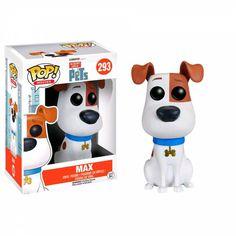 Dc Wiki, Pet Max, Funko Pop Toys, Captain Fantastic, Secret Life Of Pets, Pop Vinyl, How To Find Out, Entertaining, Movies