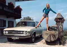 Audi 100 GL - 1971