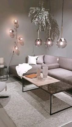 Simple Living Room Decor, Condo Living Room, Grey Home Decor, Chic Living Room, Living Room Grey, Cheap Home Decor, Living Room Furniture, Decor Room, Living Room Inspiration