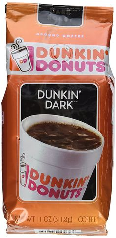Dunkin' Donuts® Dunkin' Dark® Ground Coffee 2 pack ** Click image for more details.