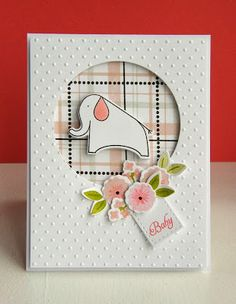 K and R Designs: Welcome {Little} Baby