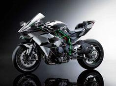Kawasaki Ninja H2R – Power ohne Ende