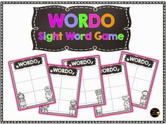 How I use Sight Words and a freebie (or two)