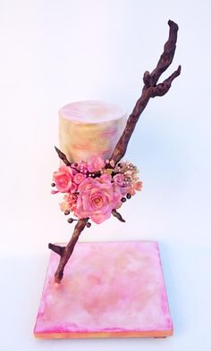 Golden spring cake. by DIVINA TENTACION DULES
