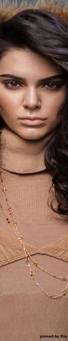 Kendall Jenner for Vogue Turkey November 2016 l Ria