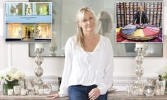 Mum of four who's made £6.5m selling goods in only one colour #DailyMail
