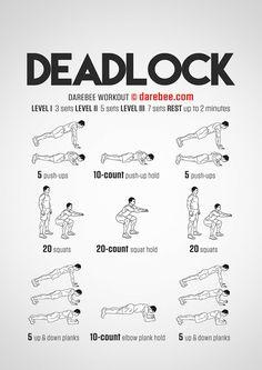 Deadlock workout