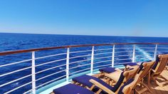 Donna loved all the quiet nooks and crannies that she found on Royal Princess, Princess Cruises #RelaxWithPrincess.