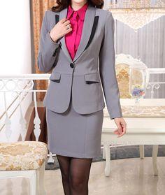 Set: Blazer + Dress Pants - Caroe | YESSTYLE