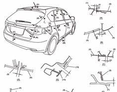 1998 Subaru Legacy Factory Workshop Service Repair Manual