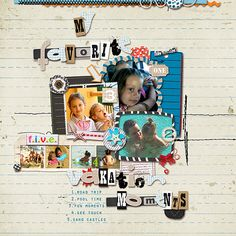 Page is created with  Everyday Project Bundle by Studio Basic Design and Dunia Designs