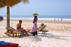 in Senegal : Les Alizés, Cap Skirring