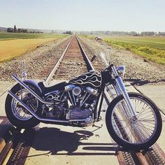 Custom Bobber, Custom Bikes, Harley Davidson Motorcycles, Hot Rods, Badass, Iron, Horses, Choppers, Vehicles