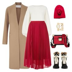 """Untitled #244"" by pana-canaj ❤ liked on Polyvore featuring Amanda Wakeley, Tommy Hilfiger, Helmut Lang, Le Ciel Bleu, Gucci, Thomas Wylde, Jessica Carlyle and statementcoats"