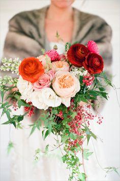 stunning mixture bouquet capture by Nancy Ray Photography #bouquet #bride #weddingchicks http://www.weddingchicks.com/2014/03/21/nancy-ray-photography/