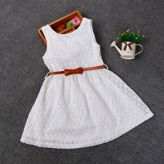 Item specifics Brand Name:WCL Department Name:Children Gender:Girls Dresses Length:Knee-Length Silhouette:A-Line Fit:Fits true to size, take your normal size St