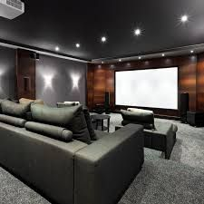 Image Result For Modern Theater Rooms Home Cinema Room Home Theater Rooms Small Home Theaters