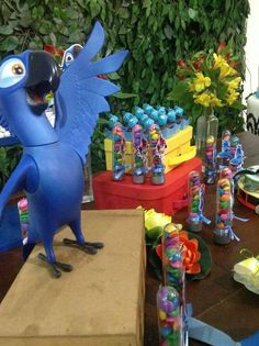 Carnivale / Rio Birthday Party Ideas | Photo 1 of 27 | Catch My Party