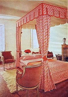 David Hicks Bedroom
