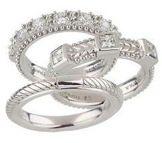 who doesn't like to stack? judithripka.qvc.