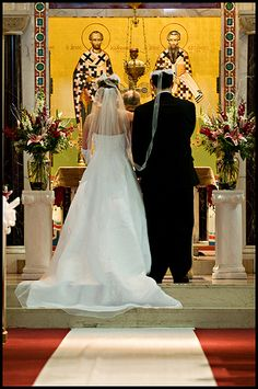 Ambiance~  A Greek Orthodox Wedding Ceremony~  (410) 819-0046  www.maryannjudy.com