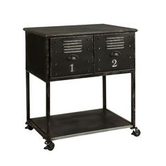 Locker Cart | dotandbo.com