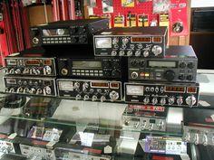 CB radio for fun, recreation, emergency