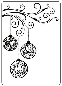 Crafts Too Embossing Folder (10.5 x 15cm) - Swirl Baubles Ref: CTFD4006
