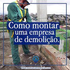 Como montar uma empresa de demolição?  Ganhe dinheiro com a demolição de imóveis.