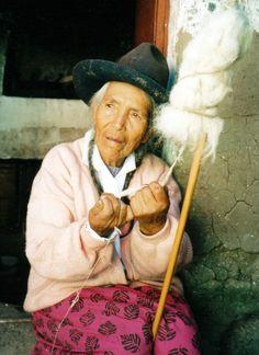 voyage au Pérou, déroulez le fil !