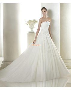 Hercegnő Ősz Cipzár Menyasszonyi ruhák 2015