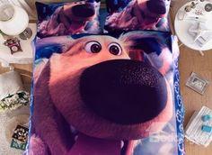 Lovely #3D Dog Printed 4-Piece Duvet Cover Sets #bedding #bedroom