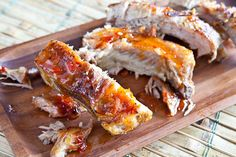 -{ Baby Back Ribs Fall off the Bone - Only 2 ingredients and a little prep time make for awesome eats