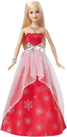 2015 Holiday Spakle Barbie