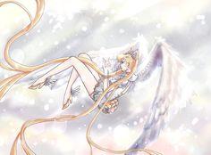 Silver Sailor Moon by VBunny