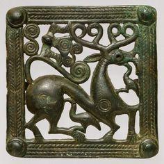 Belt clasp [Caucasus region (Georgia)] (21.166.5) | Heilbrunn Timeline of Art History | The Metropolitan Museum of Art