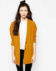 Enlarge Monki Oversized Blazer                              …