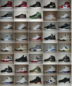 air jordan all collection