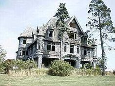 Carleton Island Villa was constructed in 1895 and has not been inhabited in over 60 years