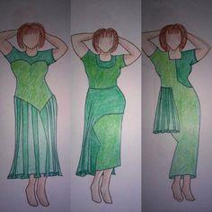 #plussize #plus #size #extra #women #womenswear #realwomen #green #pencil #draw #drawing #illustration #fashionillustration #fashion #moda #mode #design #designer #fashiondesign #fashiondesigner #style #stylist