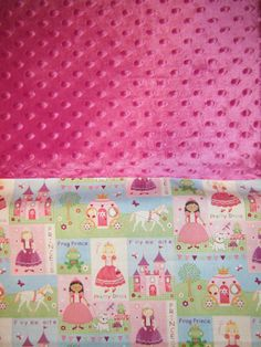 Kindermat Nap Mat Cover with Minky by SweetpeasSerendipity on Etsy, $25.00