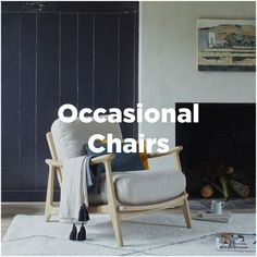 Our chairs kick bottom. Well, not quite. More like a big old hug. Back Pieces, Bedroom Chair, Occasional Chairs, Contemporary Design, Snug, Armchair, Retro, Cute, Home Decor